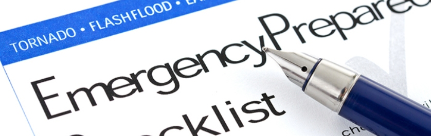 Photo of Emergency Preparedness Checklist