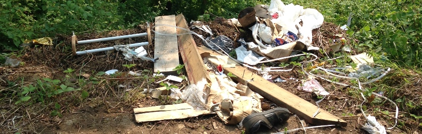 Photo of Illegal Dumping