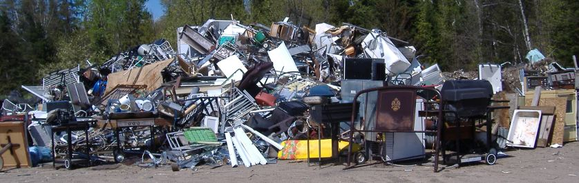 Photo of Scrap Metal Pile