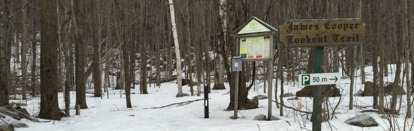 Photo of Trail Access Point